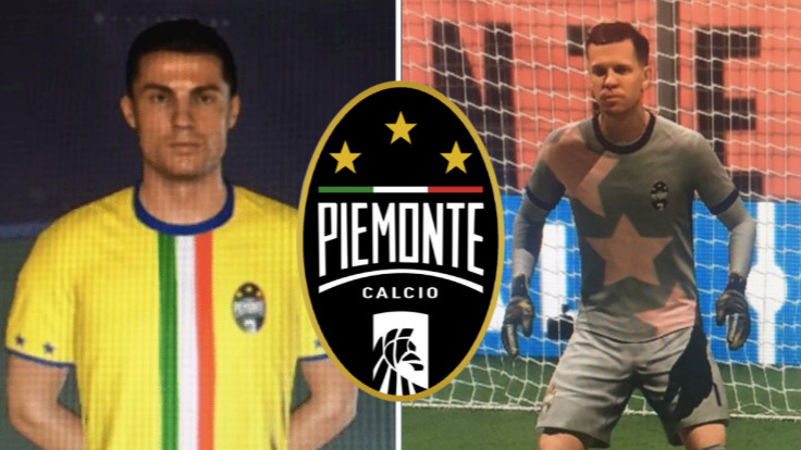 Piemonte Calcio S Home Away And Goalkeeper Kits On Fifa 20 Revealed Sportbible
