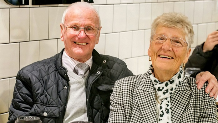​Elderly Couple Have Visited McDonald's Every Day For Decades