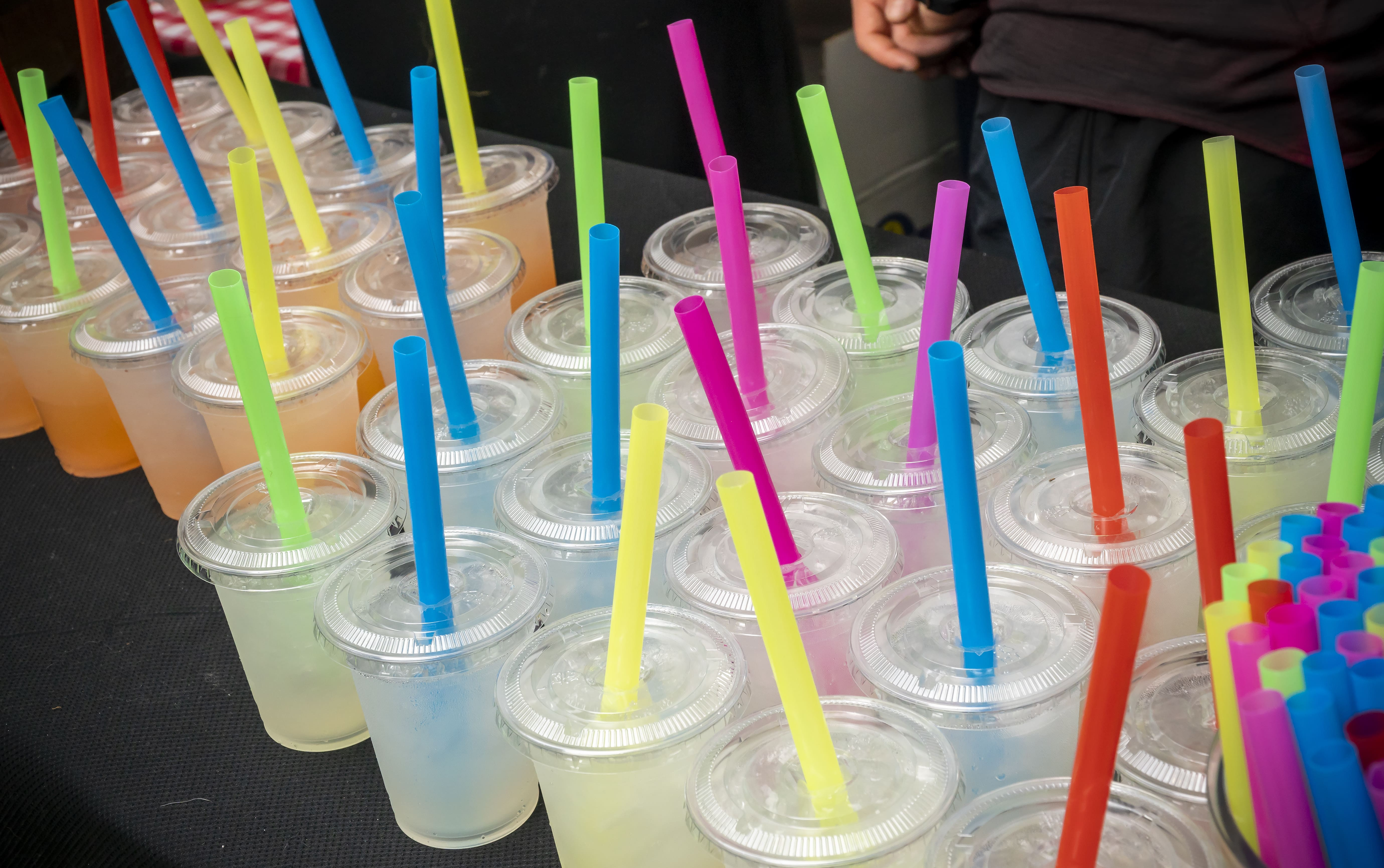 McDonald's rolls out paper straws to all UK and Ireland restaurants