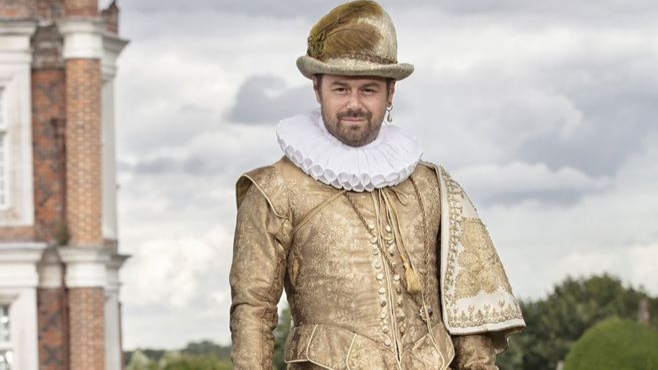 BBC Releases Trailer For 'Right Royal Family' Starring Dani And Danny Dyer