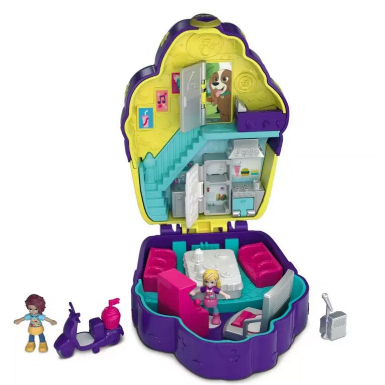 Polly Pocket Compacts Are Coming Back And It's So Nostalgic