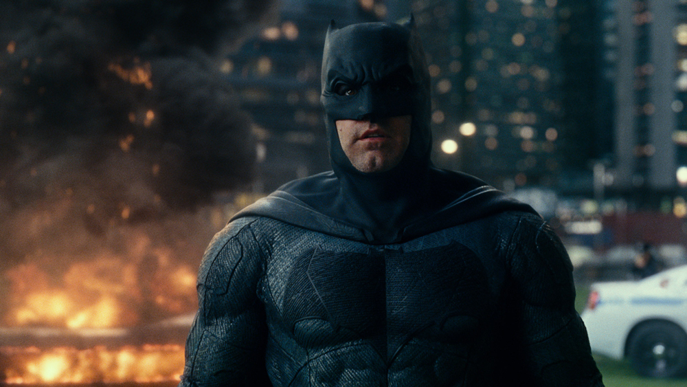 The actor said he's still open to working on a DC project. Credit: Warner Bros.