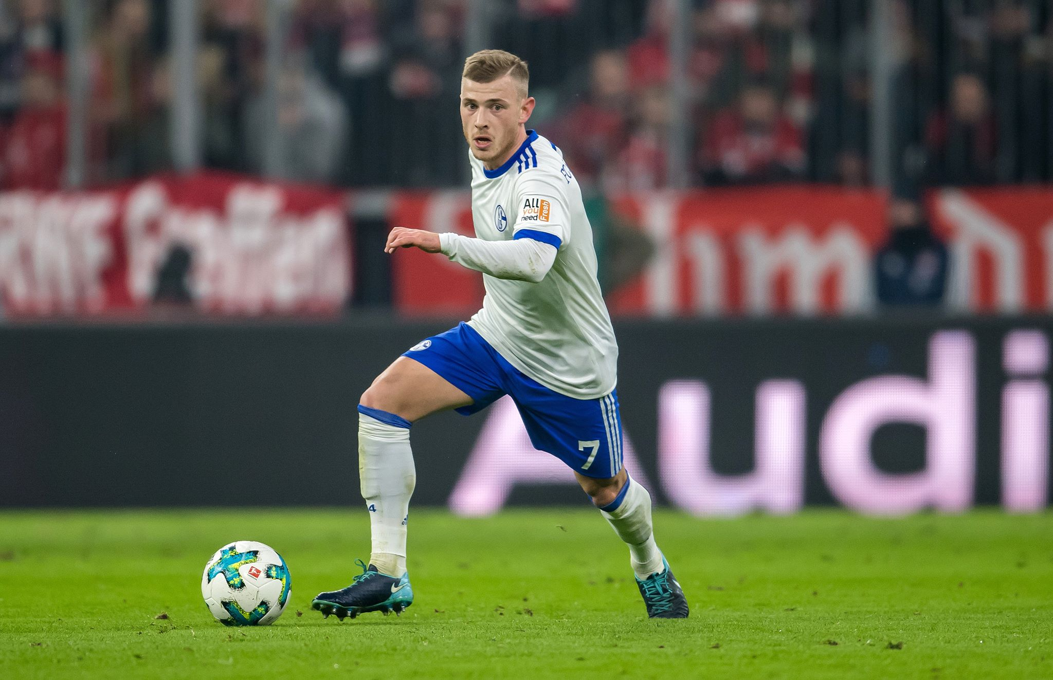 Schalke midfielder Max Meyer latest player to leave for free