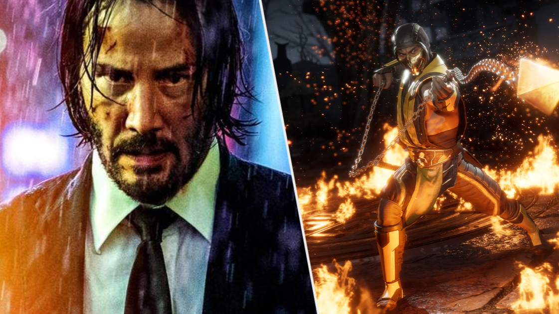 Mortal Kombat 11 Director Wants John Wick As Dlc Ladbible