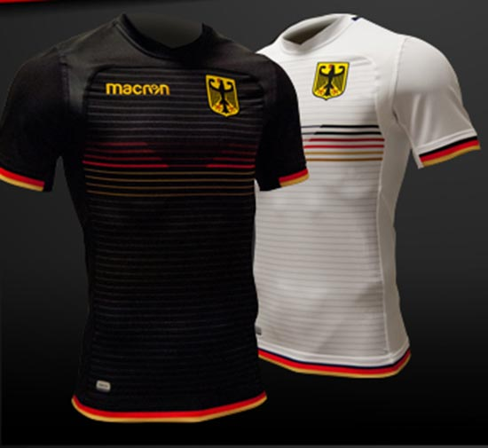 sports shoes 2cee2 f65e2 Germany's New Rugby Kit Might Be Even Nicer Than The ...