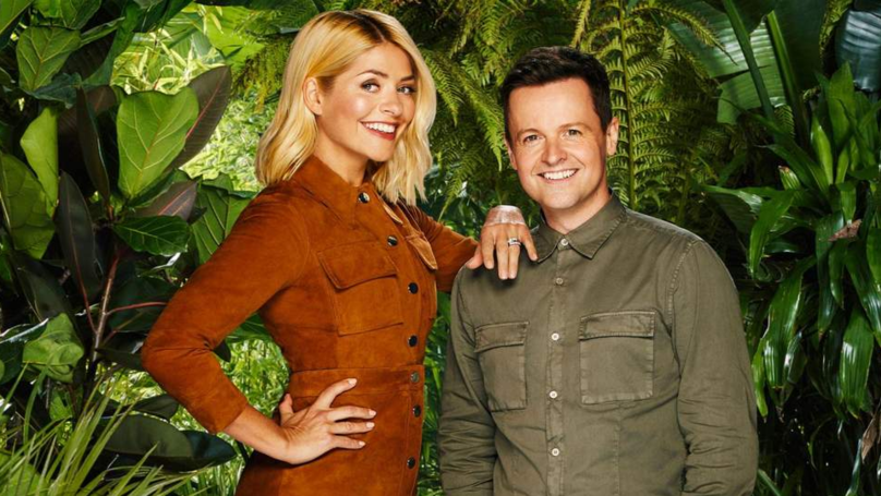 Holly Willoughby took up I'm A Celeb hosting duties for the first time. Credit: ITV