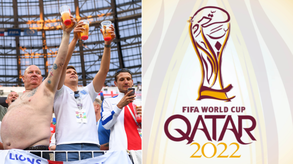 Football Fans Set For 10am Pub Starts To Watch Early Kick-Offs At 2022 World Cup