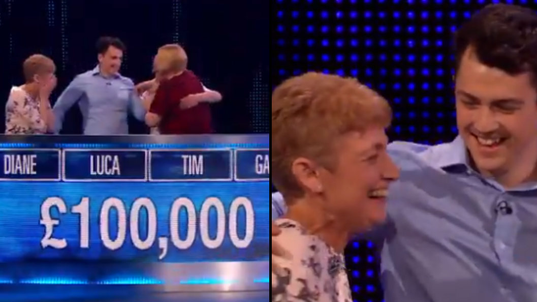 Team Wins £100k On 'The Chase' In Biggest Victory In Show's History