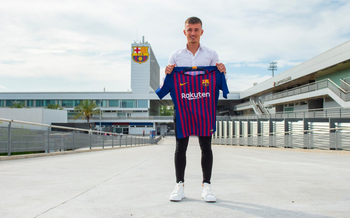 Barcelona snap up NAC Breda youngster Mike van Beijnen