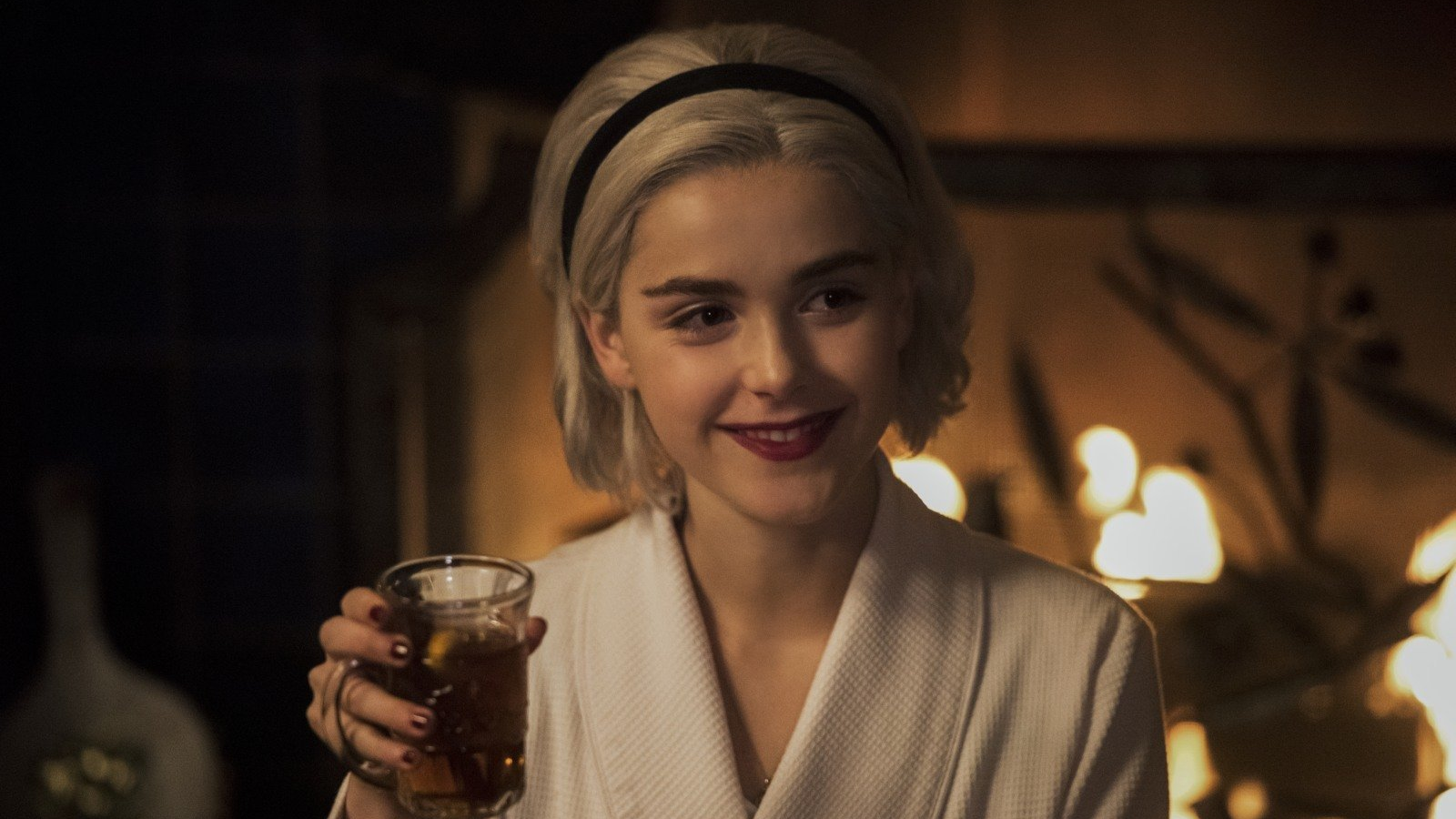 Netflix Releases Chilling Adventures of Sabrina: A Midwinter's Tale Trailer