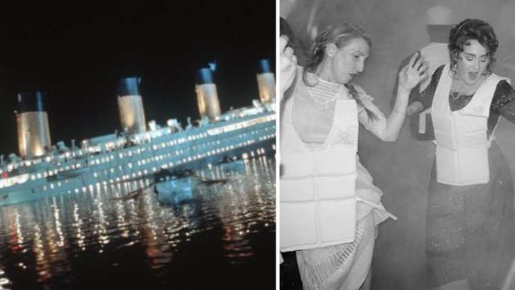 Adele Hosted A Titanic-Themed Birthday Party But It's Rubbed People Up The Wrong Way