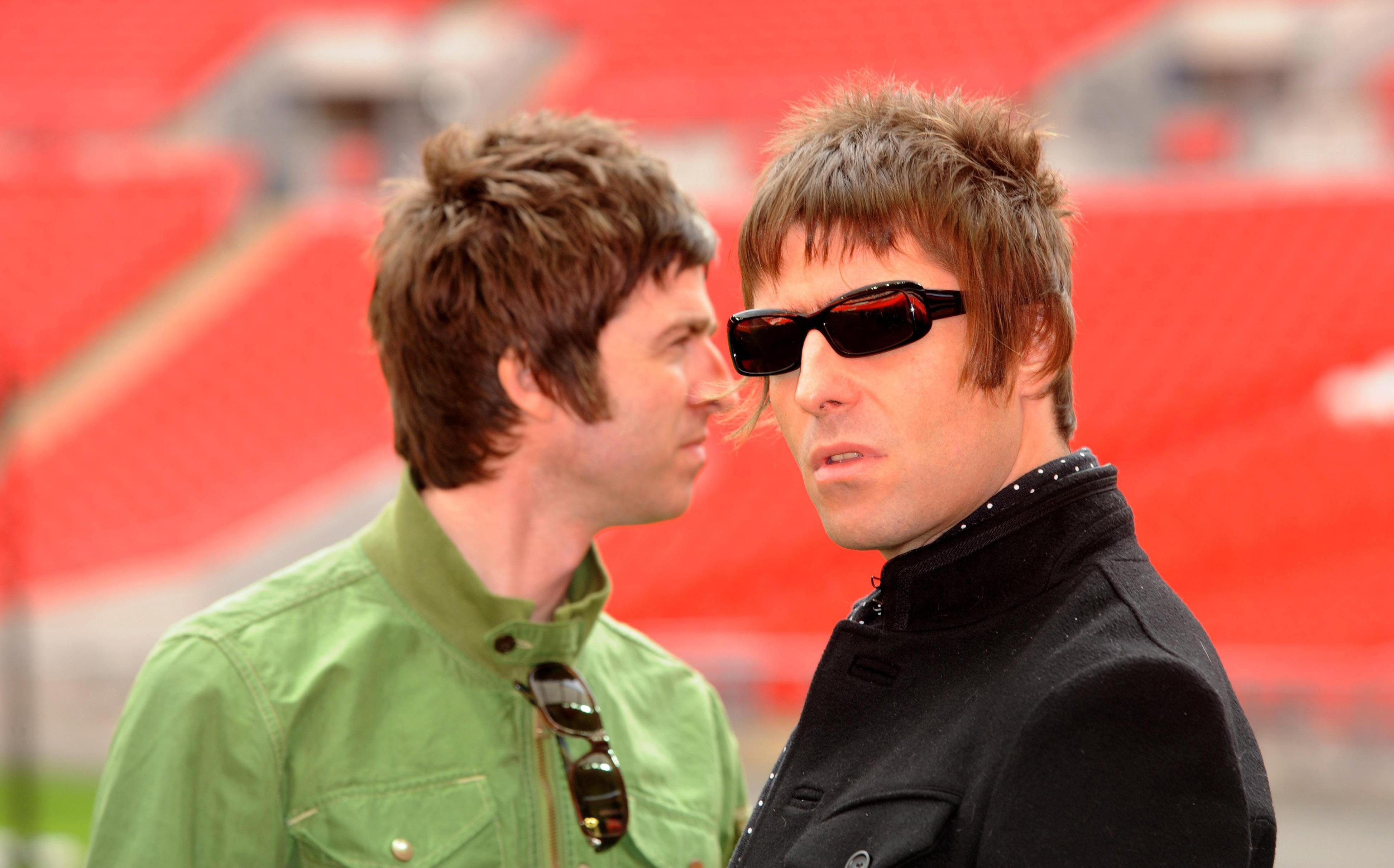 It's a Christmas miracle! Liam and Noel Gallagher settle their feud