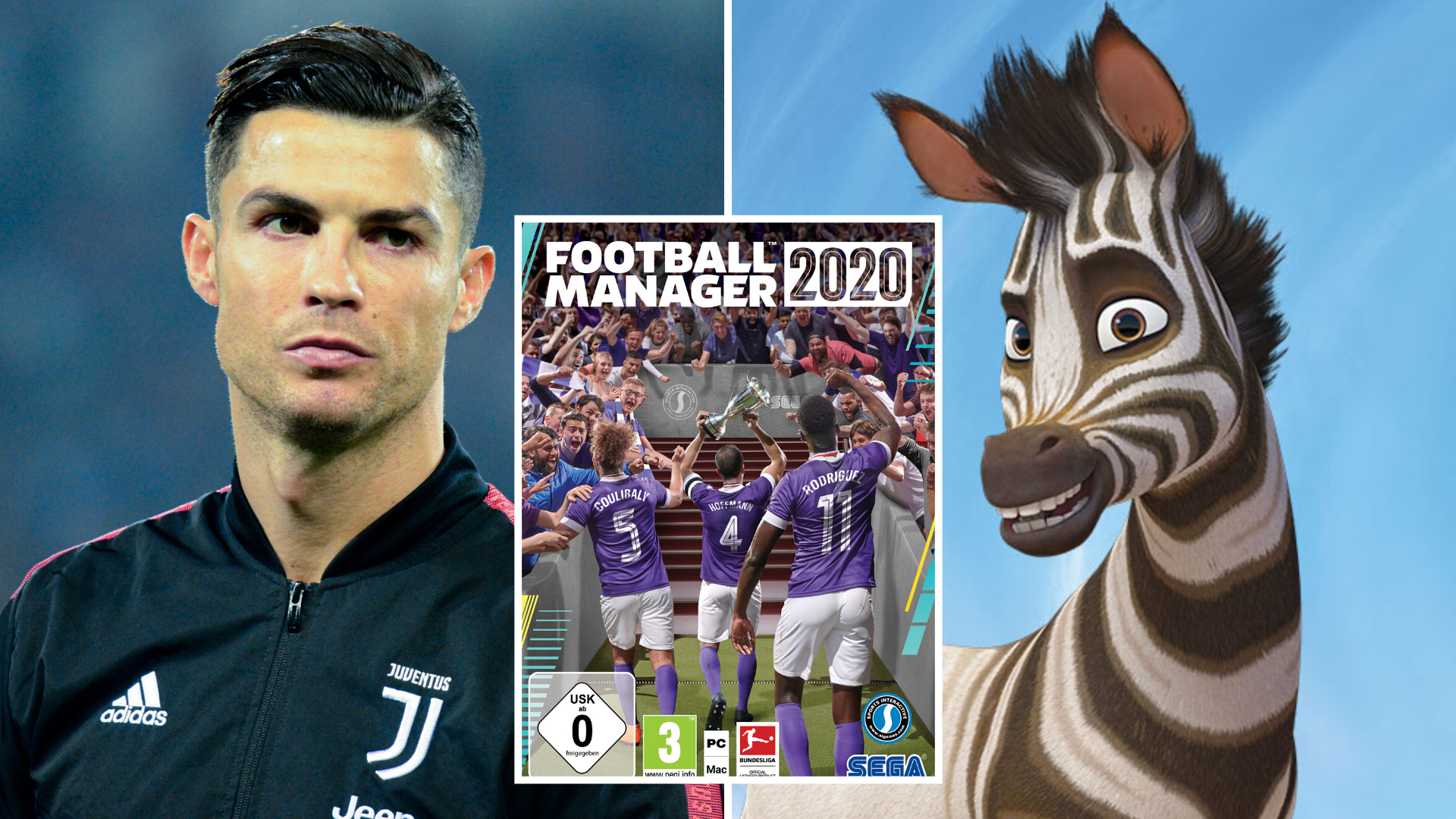 Juventus Licence Won T Feature In Football Manager 2020 After Konami S Exclusive Partnership Sportbible
