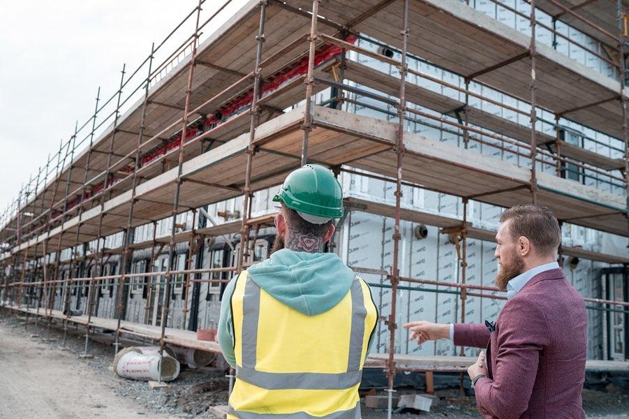 McGregor is building eight new homes. Credit: Facebook