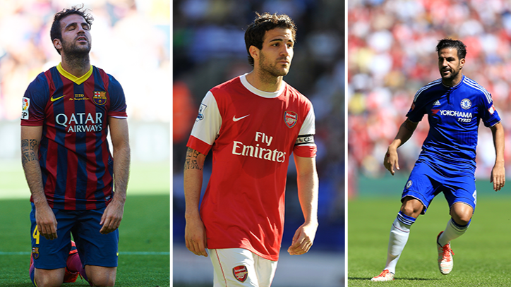 Cesc Fabregas Looks Set To Sign For Another European Giant