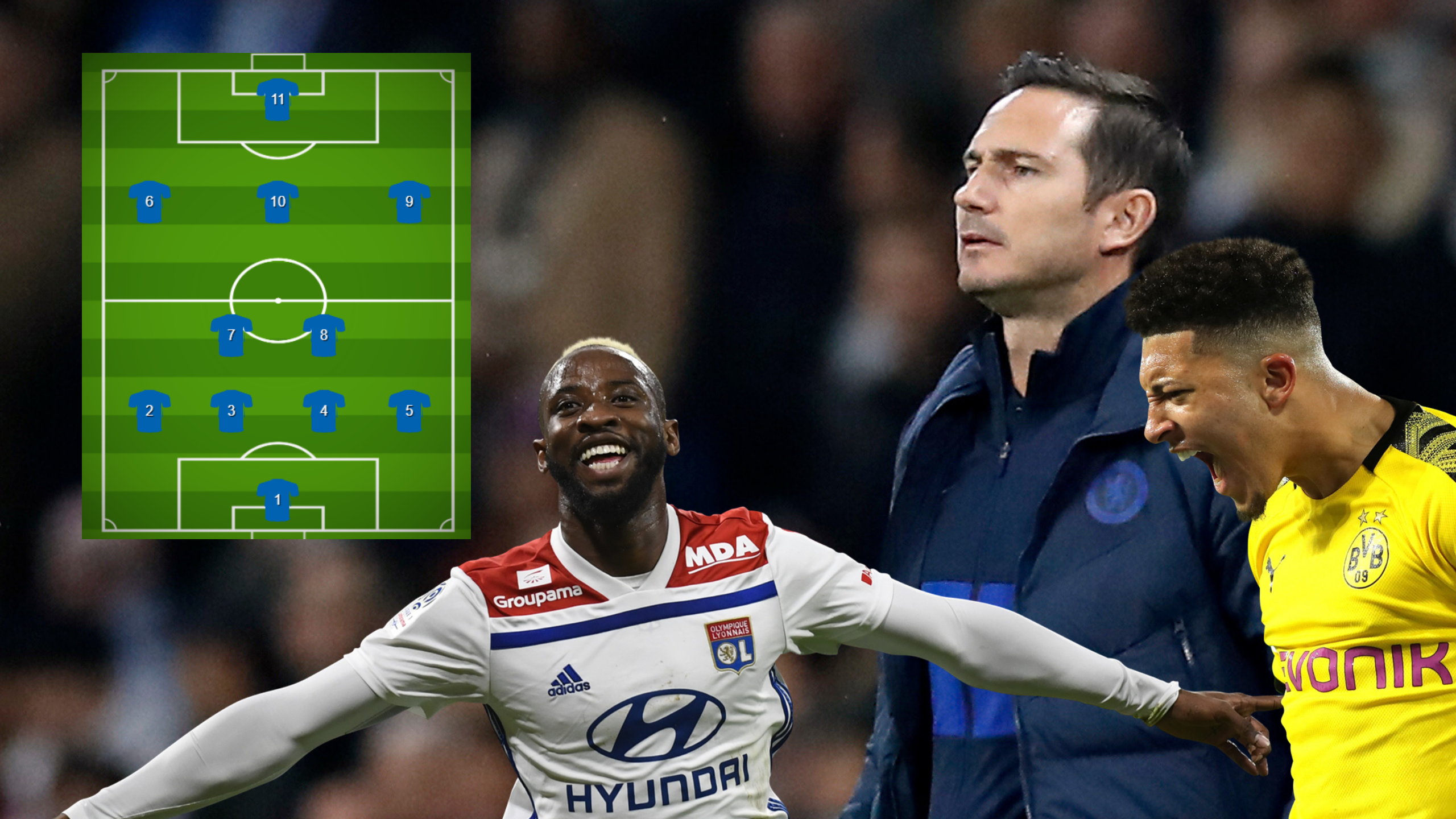 Chelsea S Potential Starting Xi For Next Season Could Challenge For 2020 21 Premier League Title Sportbible