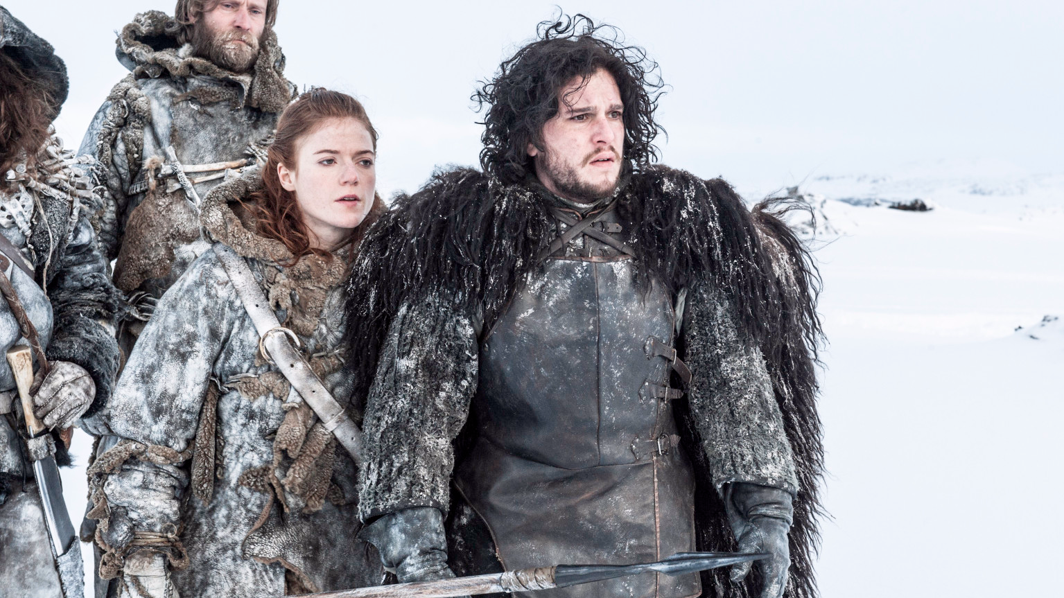 'Game Of Thrones' Will Stop Production For Kit And Rose's Wedding