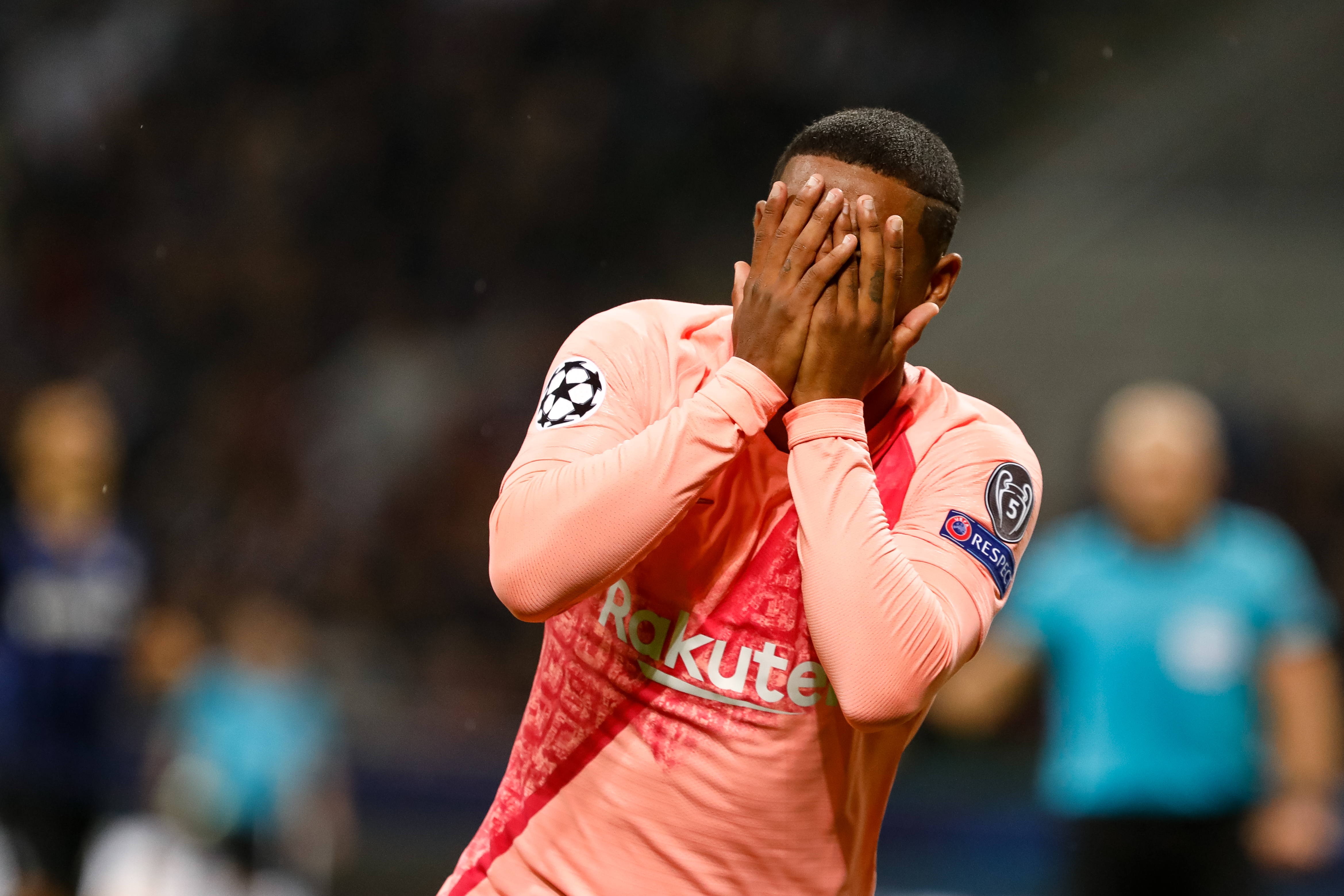 Ousmane Dembele 'goes AWOL' from Barcelona training