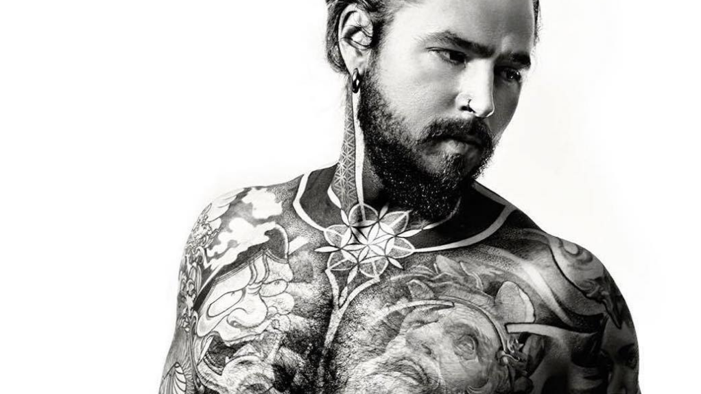 Man Embraces Body Positivity Through Tattoos After Major Weight Loss