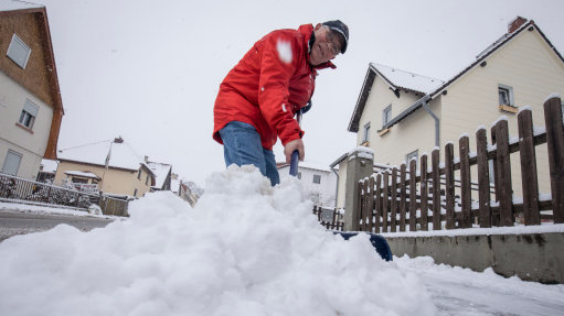 There's A Dark Reason You Shouldn't Shovel Snow This Winter