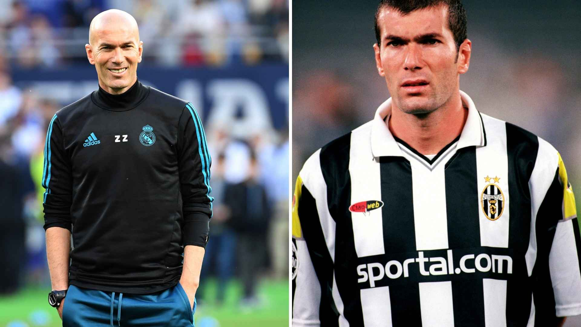 Zinedine Zidane Drops His Biggest Hint Yet Of Returning To Juventus -  SPORTbible