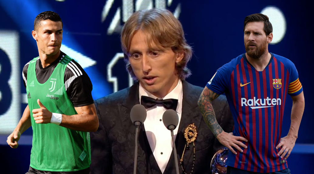 Lionel Messi And Cristiano Ronaldo's Votes For FIFA's Best Men's Player Award