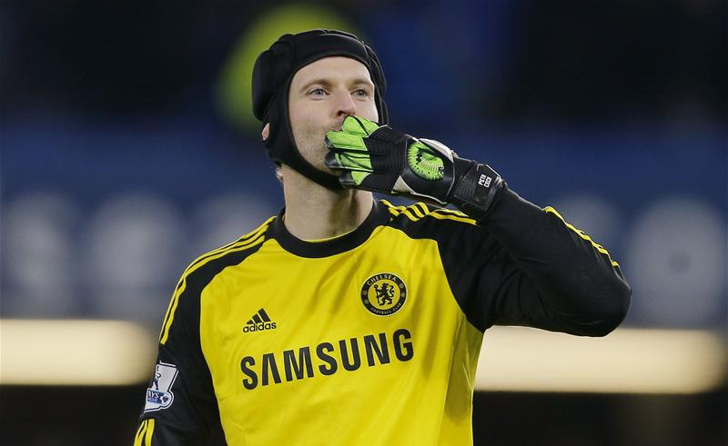 Cech retired at the end of the season. Image: PA Images