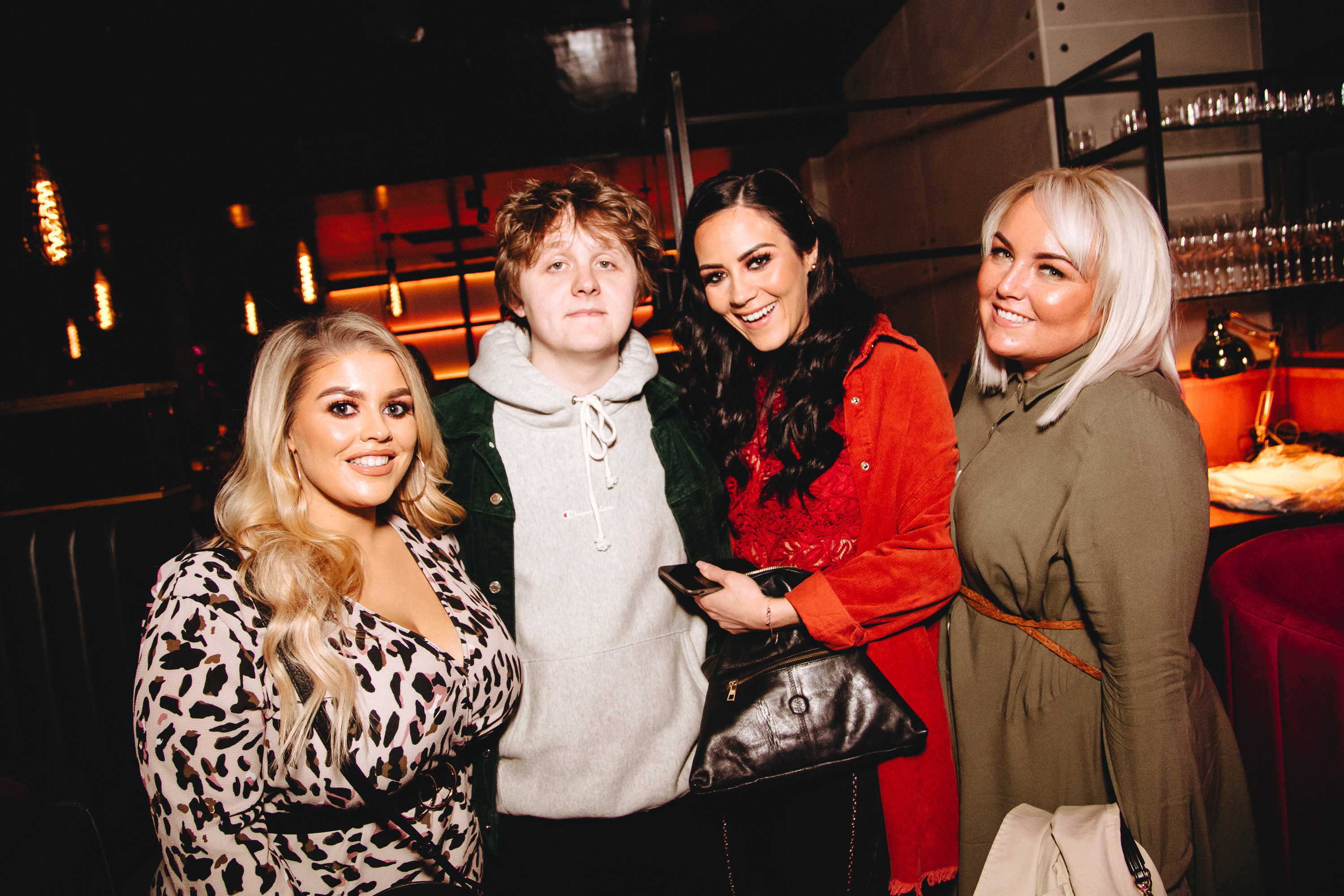 Lewis Capaldi has been providing the people with plenty of entertainment of late. Credit: SWNS