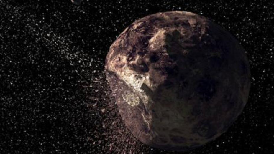 Three-Mile Wide Asteroid 3200 Phaethon To Fly 'Quite Close' To Earth Before Christmas