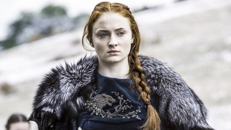 Sophie Turner, who plays Sansa Stark, thinks the petition to have Game of Thrones remade is disrespectful. Credit: HBO