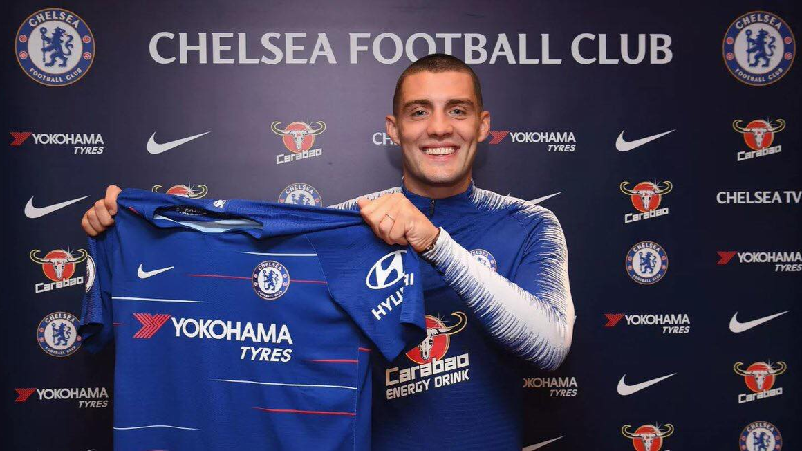 Mateo Kovacic Joins Chelsea On Loan From Real Madrid
