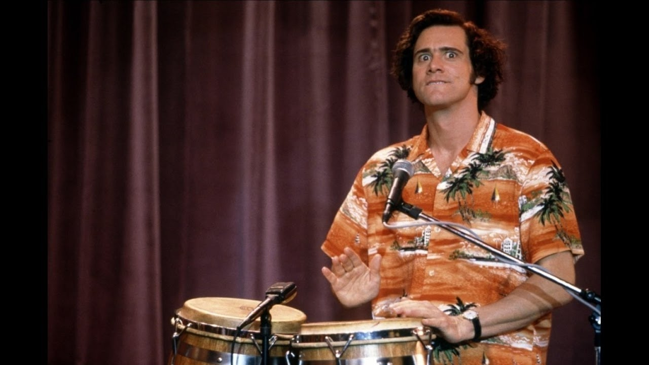 Carrey in Man on the Moon. Credit: Universal Pictures