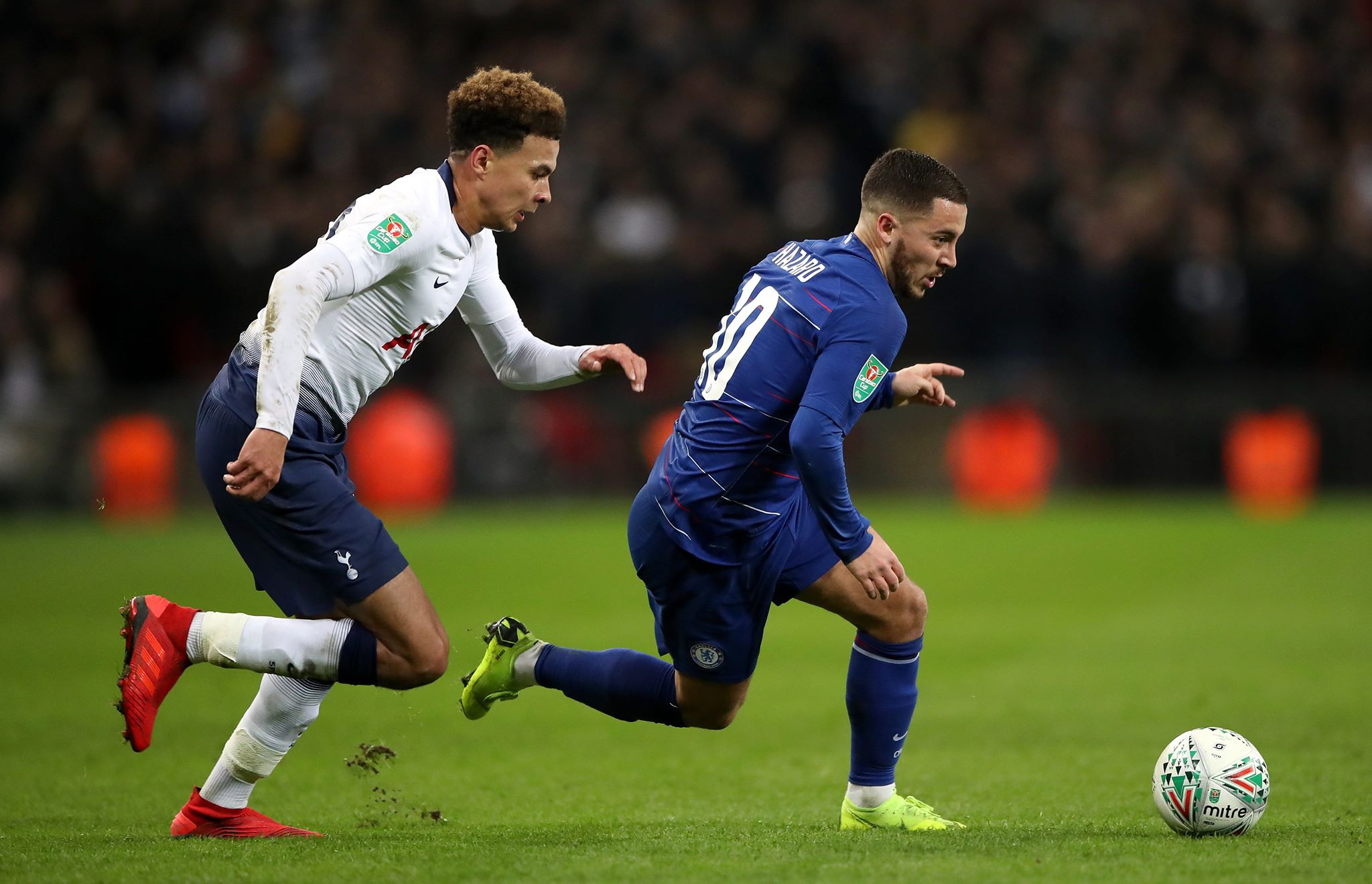 EPL: Hazard too good for Chelsea - Jenas