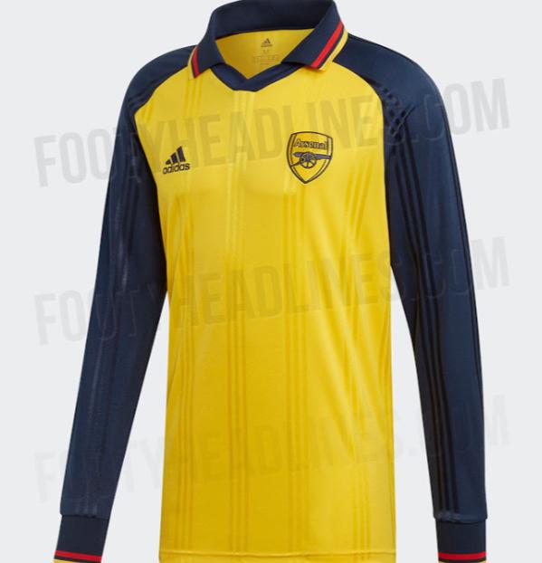e238ca0b2f8 Adidas Set To Release Stunning Retro Arsenal Shirt - SPORTbible