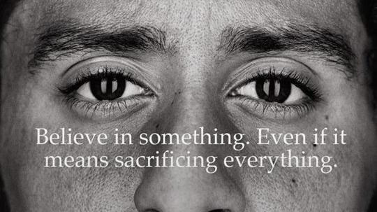 Nike Releases New Colin Kaepernick Advert Despite Huge Backlash