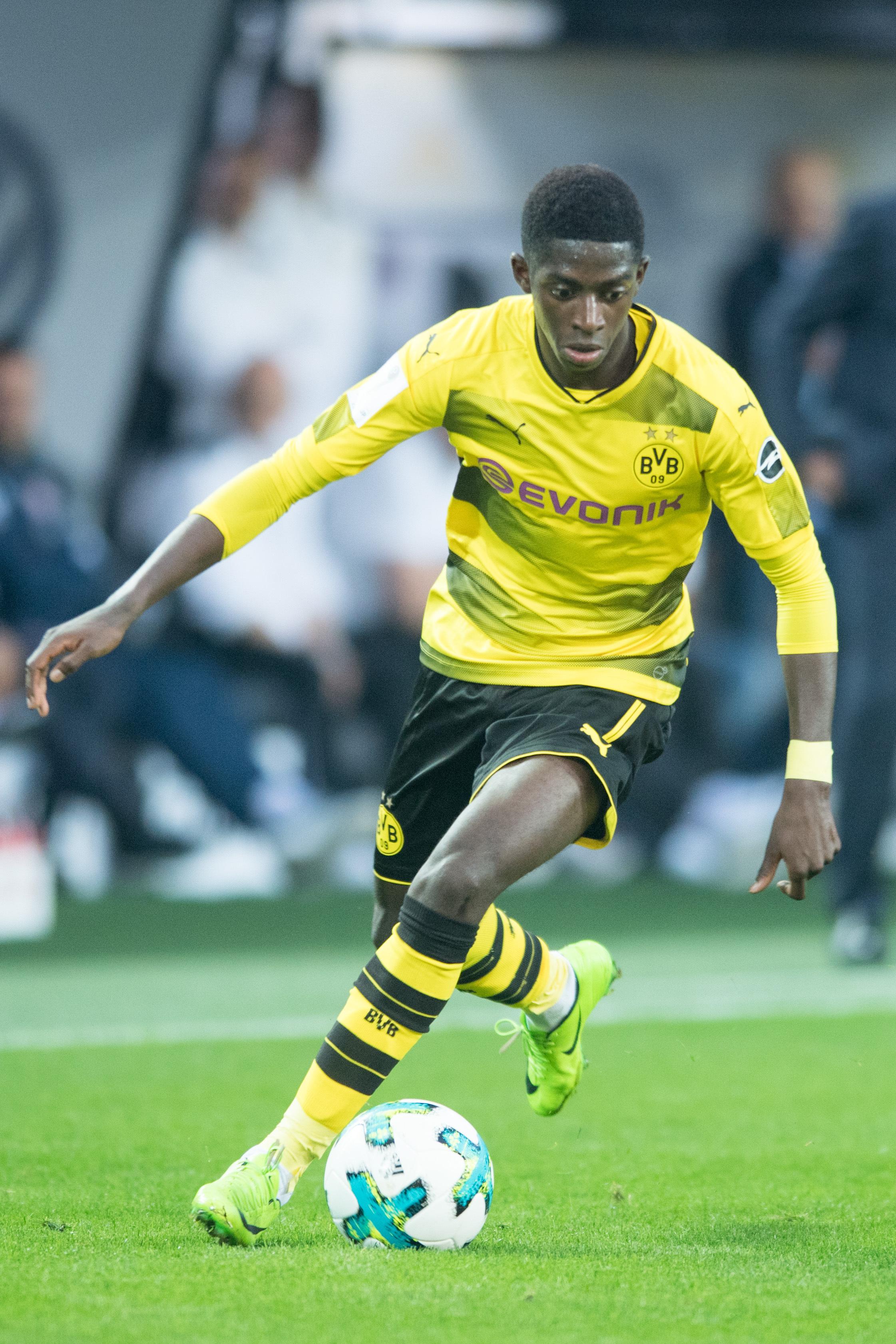 Borussia Dortmund Suspend Ousmane Dembele SPORTbible