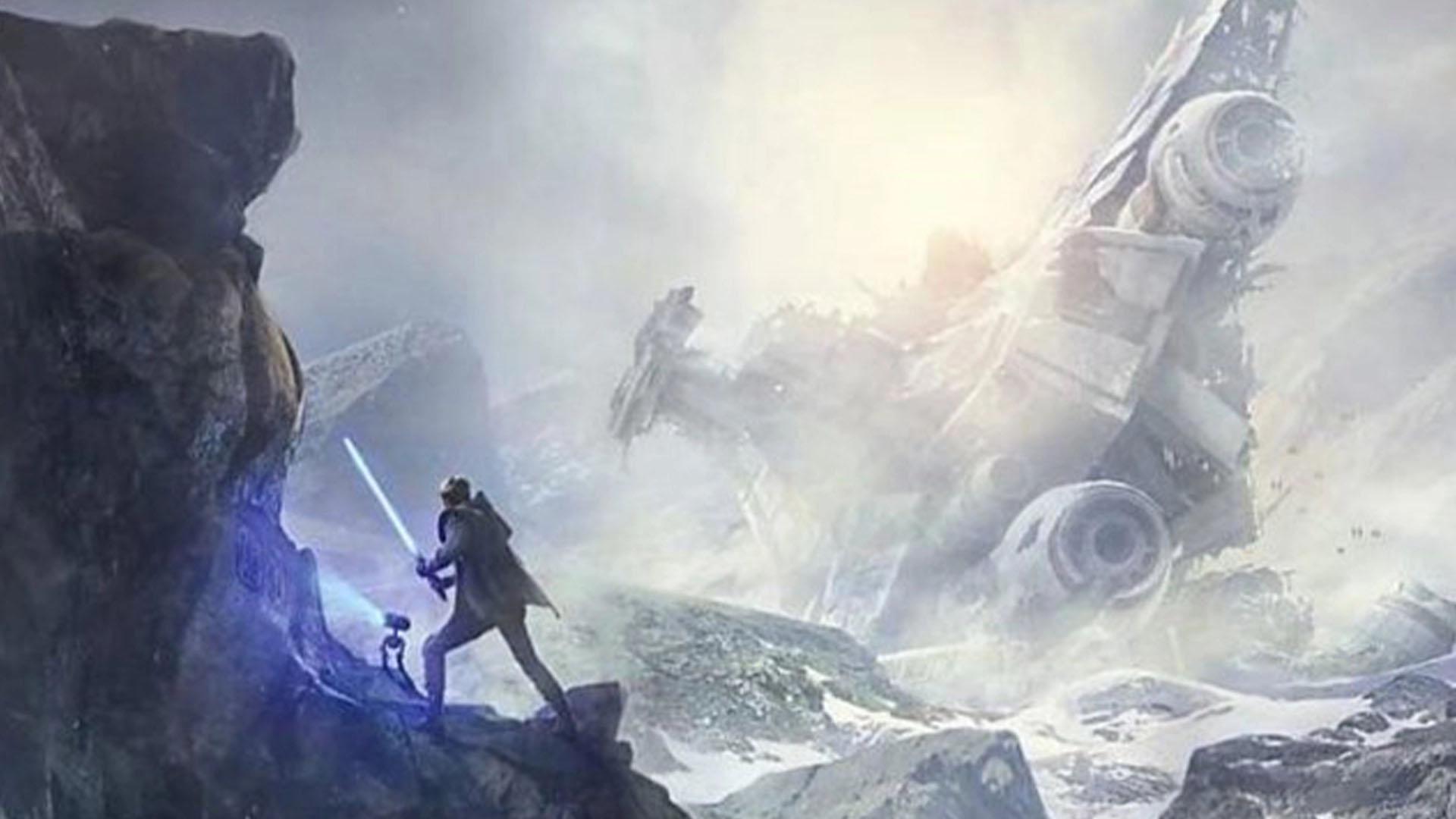 Star Wars: Jedi Fallen Order will not be Dark Souls with lightsabers