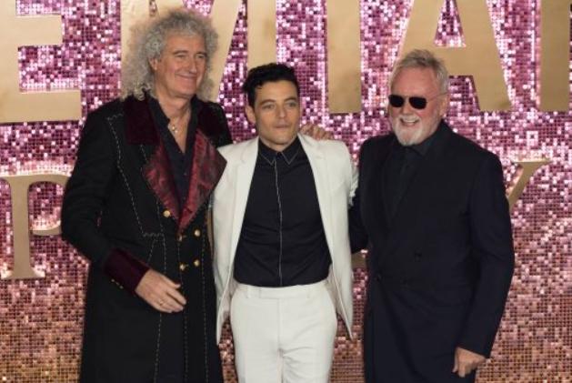 Brian May Says Rami Malek 'Deserves An Oscar' For His Bohemian Rhapsody Performance. Credit: PA
