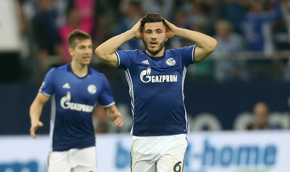 Schalke defender Sead Kolasinac to join Arsenal