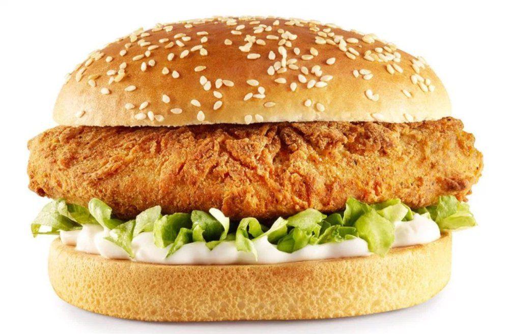 KFC's Vegan 'Imposter' burger