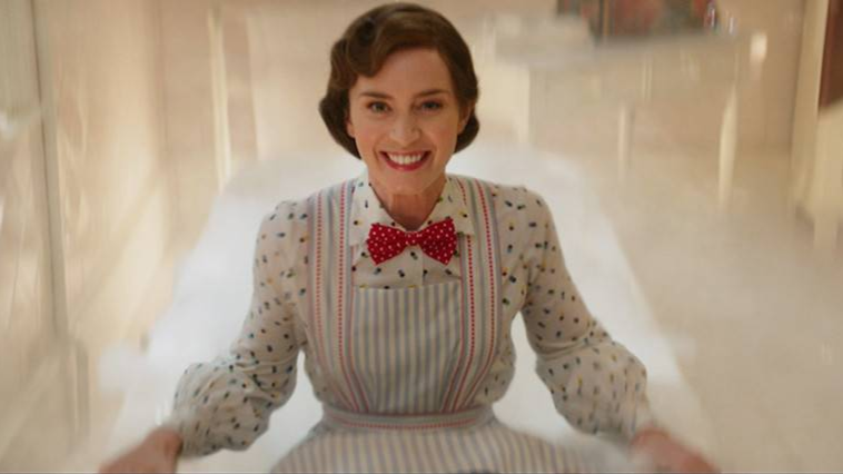 The New Mary Poppins Returns Trailer Is Supercalifragilisticexpialidocious