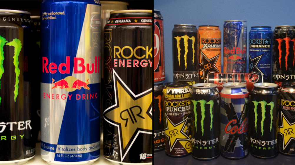 UK Children Are Set To Be Banned From Buying Energy Drinks