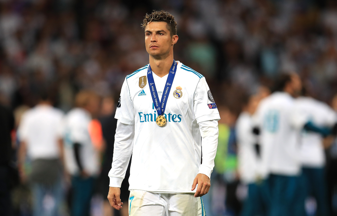 Russian Football Club Suggests Cristiano Ronaldo Join Team