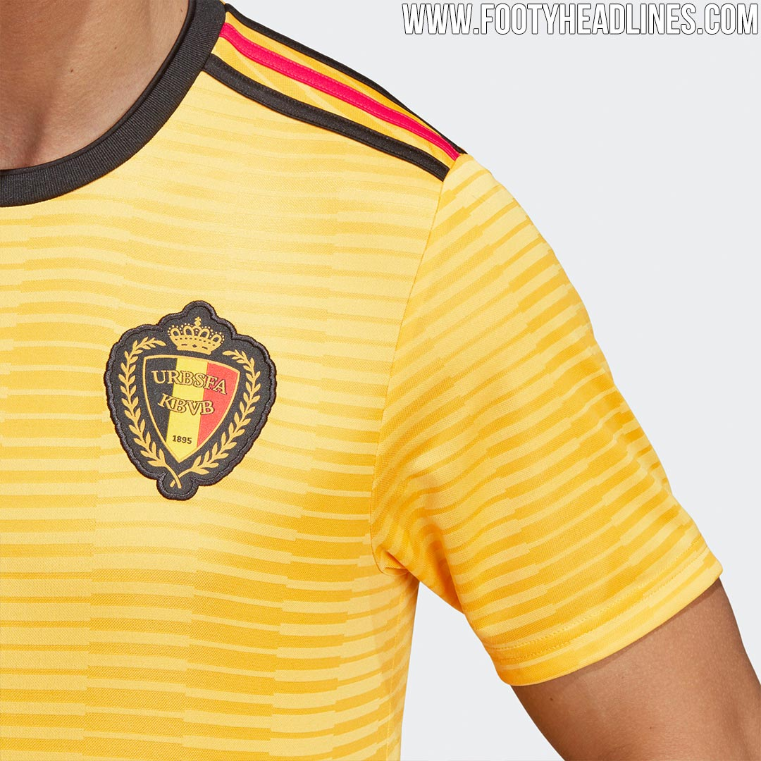 25009ad3bff The home kit that will be adorning Roberto Martinez s team in Russia has  already been released and again