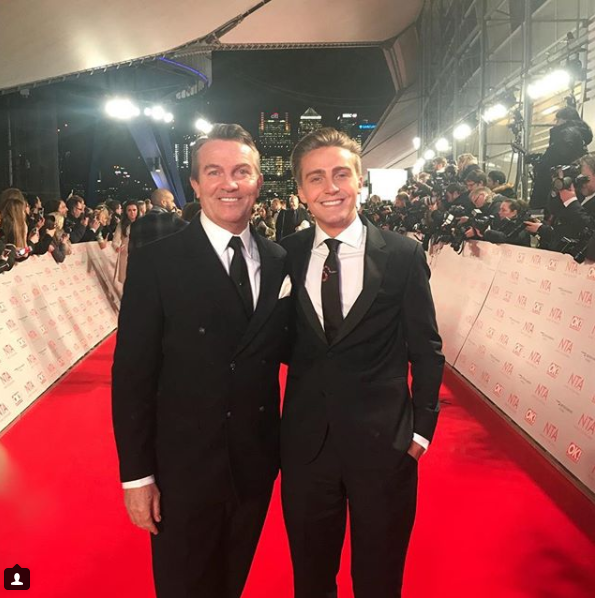Credit: Instagram/Bradley Walsh