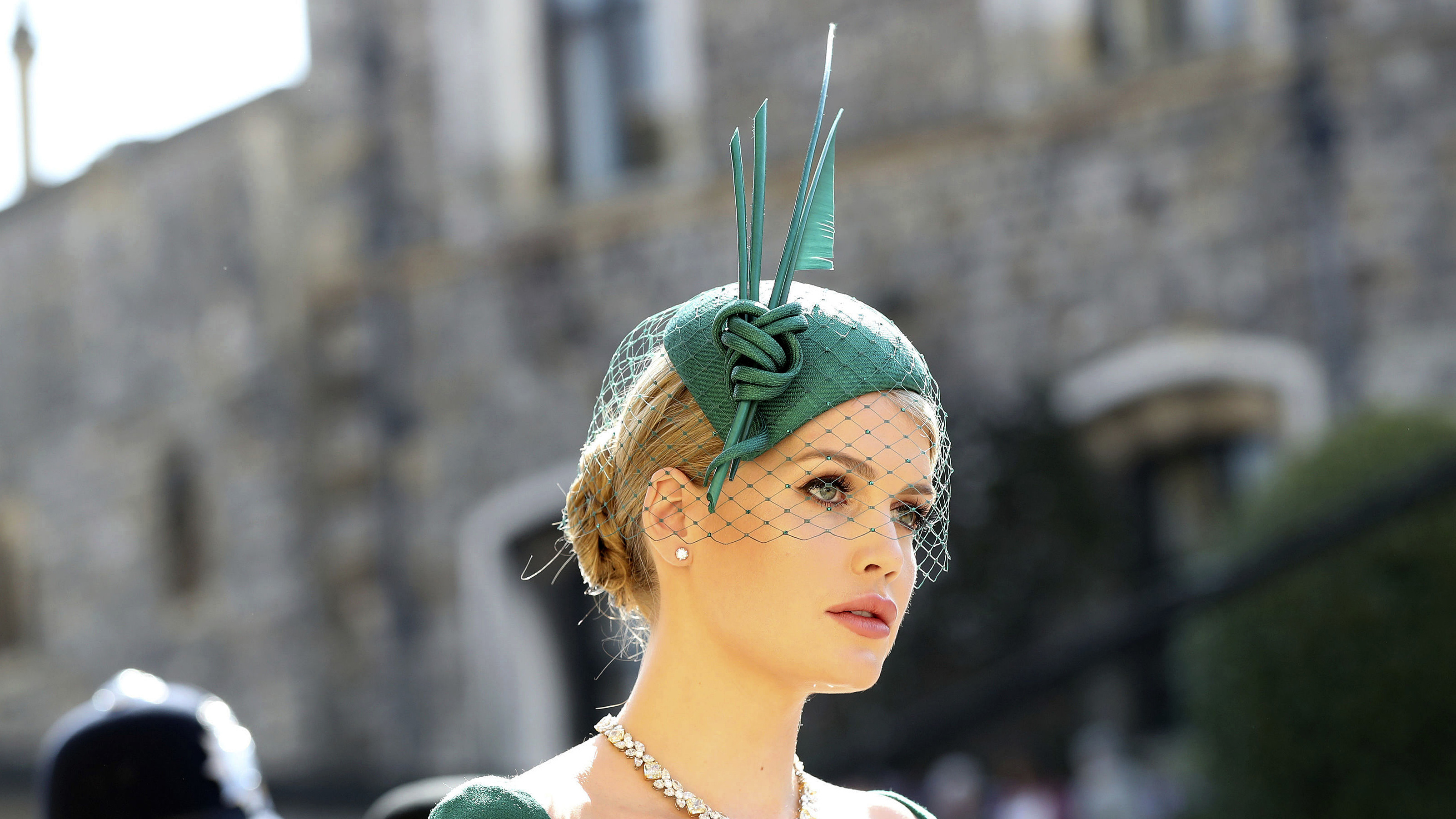 Royal Wedding 2018  Where Even The Guests  Hats Are Weirdly Extravagant ccb8ad91f9e