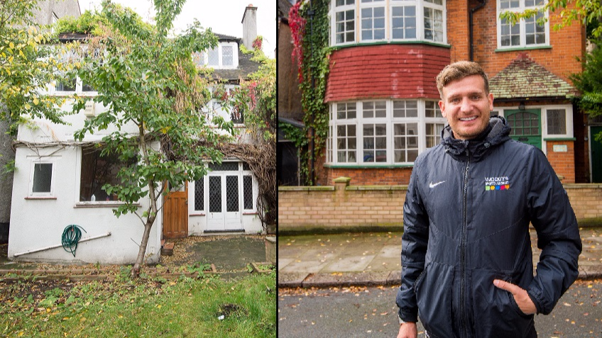 LAD Bags Himself £10,000 After Spotting Abandoned House While In Traffic Jam