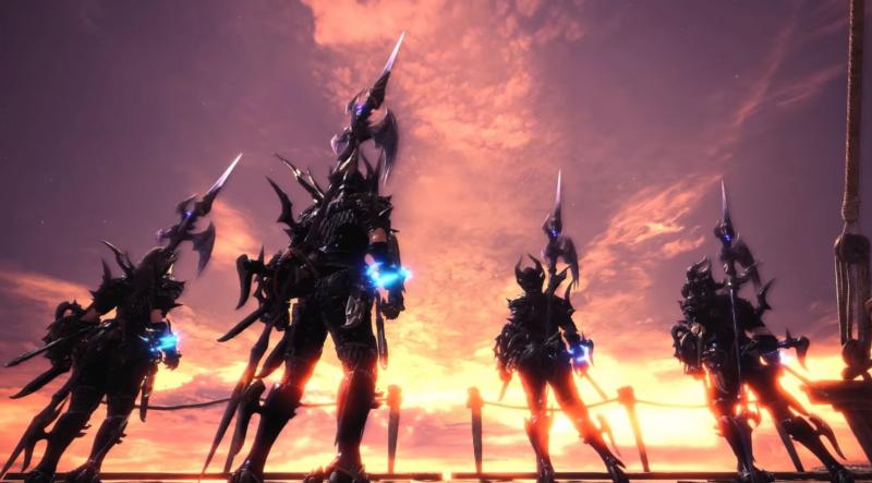 Monster Hunter World Beta Times >> 'Monster Hunter: World' x 'Final Fantasy' Crossover Event Set For August - LADbible