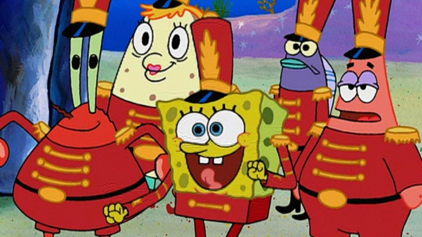 Keanu Reeves Is A Tumbleweed In New Spongebob Movie Trailer Ladbible