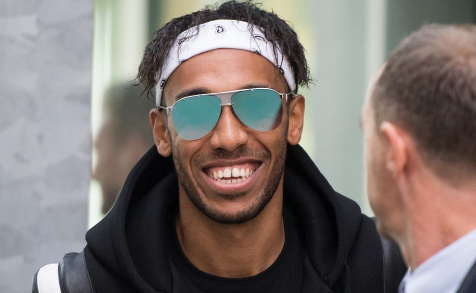 Borussia Dortmund's Aubameyang gives update on Real Madrid move